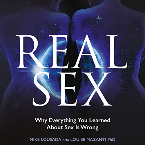 Real Sex audiobook cover art