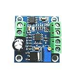 Señal de Pulso de Frecuencia Señal de Voltaje Analógico 0-1KHz Señal de frecuencia en Salida de Voltaje 0-10V