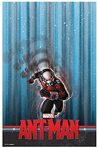 Ant-Man Plastic Table Cover (1ct) by Antman