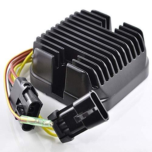 Li Bai Mosfet Voltage Regulator Rectifier For Polaris Ranger 500/700 RZR 800 Sportsman 500/700 / 800 2007 2008 2009 2010 OEM Repl.# 4011569 4012384 4011925