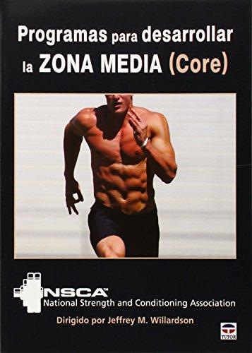 Programas Para Desarrollar La Zona Media (Core): NSCA (En Forma (tutor))