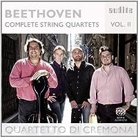 Beethoven: Complete String Quartets, Vol. 2 (2013-11-19)