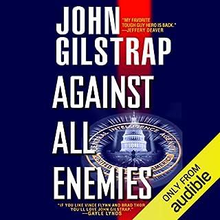 Against All Enemies audiobook cover art