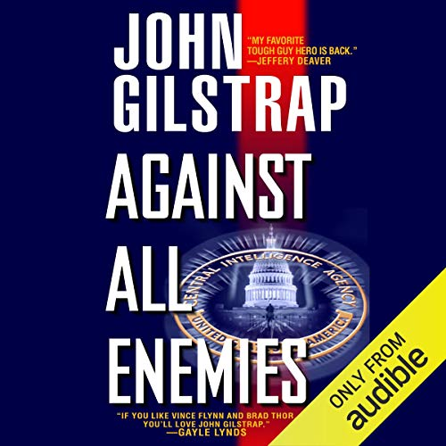 Against All Enemies audiobook cover art