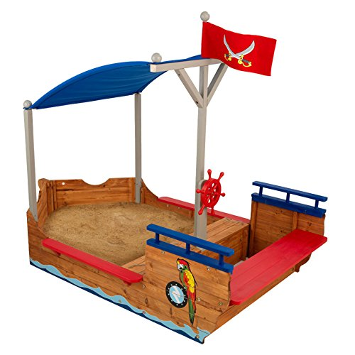 Pirate Sandboat