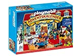 PLAYMOBIL Adventskalender 70188 Weihnachten im...