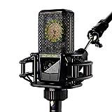 Lewitt 1' Multi-Pattern Studio Microphone (LCT-441-FLEX)