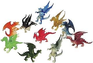 Just4fun 2 Dozen (24) Mini Dragon Toy Figures - 2