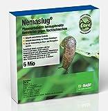 Nemaslug® BASF Nematoden 6 Mio. (20m²) gegen Nacktschnecken - wirksam ab 5°C