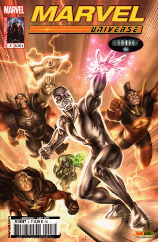 Marvel universe v2 03