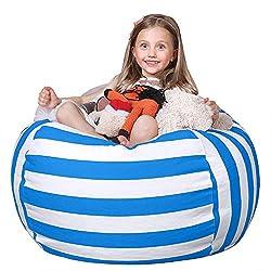 Animal Storage Bean Bag Chair