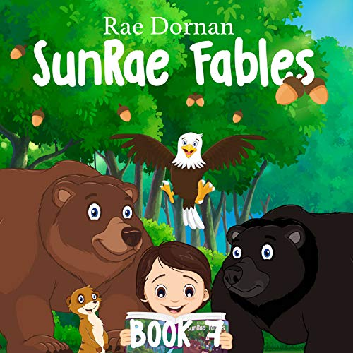 SunRae Fables, Book 7 audiobook cover art
