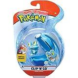 Pokemon Clip 'N' Go - Froakie & Dive Ball