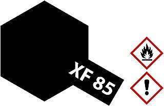 Tamiya Acrylic Mini XF-85 Rubber Black - 0.33 OZ