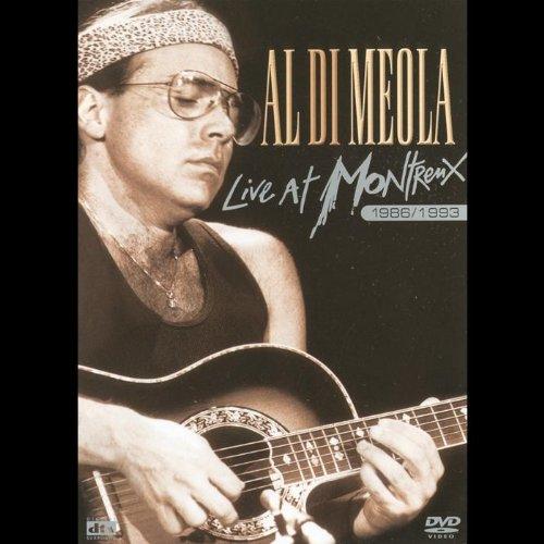 Al Di Meola - Live At Montreux 1986/89/93 [Reino Unido] [DVD] [Reino Unido]