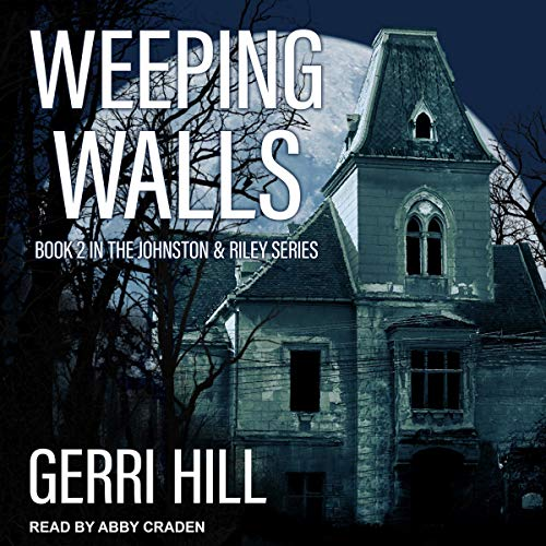Weeping Walls audiobook cover art