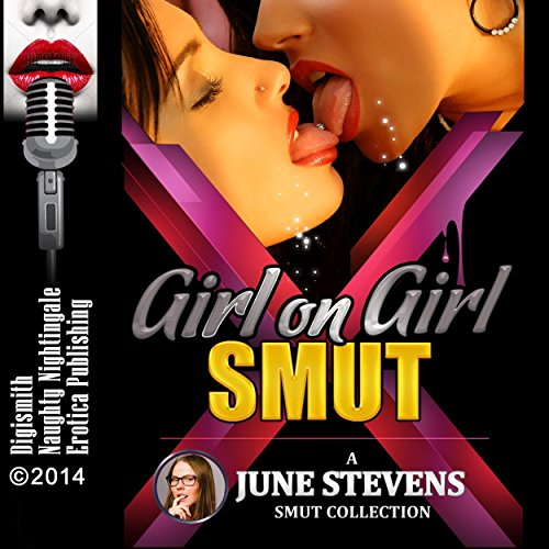 Girl on Girl Smut audiobook cover art