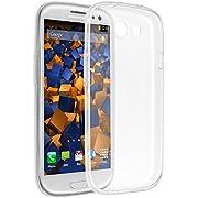 mumbi Hülle kompatibel mit Samsung Galaxy S3 / S3 Neo Handy Case Handyhülle dünn, transparent