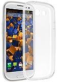 mumbi Hülle kompatibel mit Samsung Galaxy S3 / S3 Neo Handy Hülle Handyhülle dünn, transparent