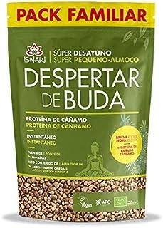 Despertar de Buda Iswari (Proteína de Cáñamo, 1000g): Amazon ...