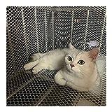 Red De Protección De Escaleras Para Mascotas Para Niños Red De Plástico Para...