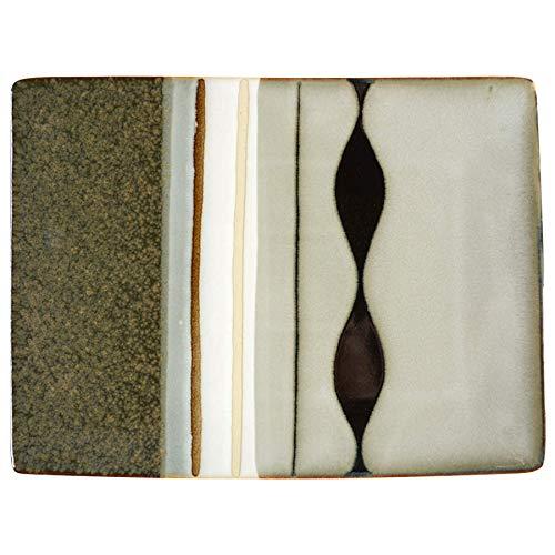 Sango Prelude Black Rectangular Dinner Plate
