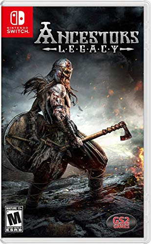 [Amazon] Ancestors Legacy - Nintendo Switch ($19,99/50% off)