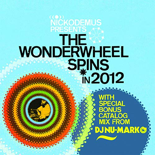 DJ Numark's Wonderwheel Catalog Mix