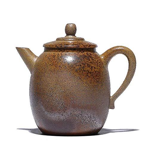 ShiSyan Gulong Horno de leña Tetera de Estilo Ming al por Mayor de la Tetera Horizontal Kungfu Juego de té de la Tetera Utensilios