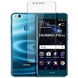 disGuard Schutzfolie für Huawei P10 lite Dual SIM [2 Stück] Kristall-Klar, Bildschirmschutzfolie, Glasfolie, Panzerglas-Folie, Bildschirmschutz, extrem Kratzfest, Schutz vor Kratzer, transparent