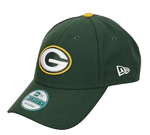 New Era Green Bay Packers 9forty Cap NFL The League Team - One-Size