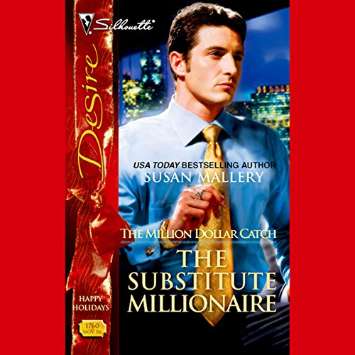 The Substitute Millionaire audiobook cover art