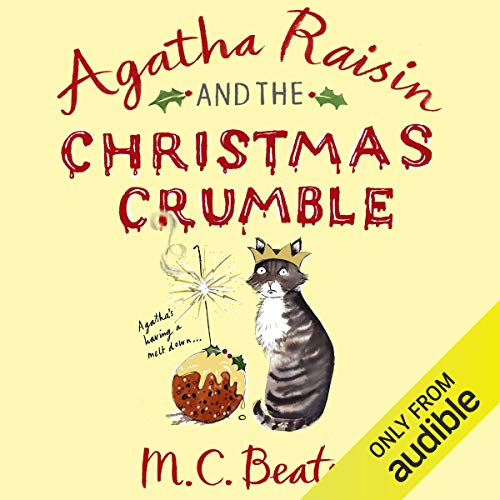 Agatha Raisin and the Christmas Crumble Titelbild