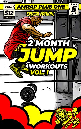 2 Month Jump: Vol. 1 (AMRAP Plus One Training Programs) (English Edition)