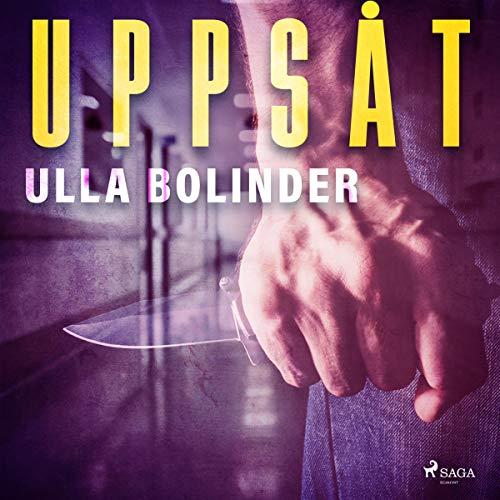 Uppsåt audiobook cover art