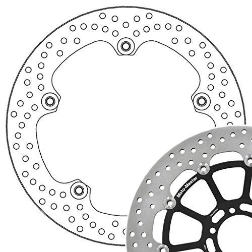Disque de frein flottant Halo vo (Floater inclus) avec ABE pour R 850 R28 00–02