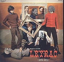 Monique Leyrac: 1678-1972 LP VG++ Canada Zodiac ZOX 6003 3