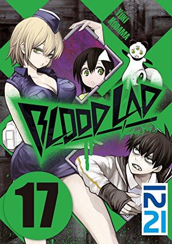 Blood Lad - chapitre 17