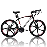 2021 New Bikes 21 Speed Road Bike 700C Wheels Road...