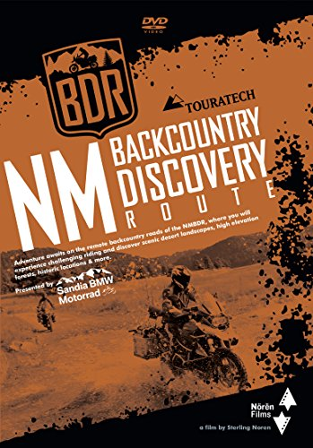 New Mexico Backcountry Discovery Route