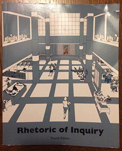 Rhetoric of Inquiry