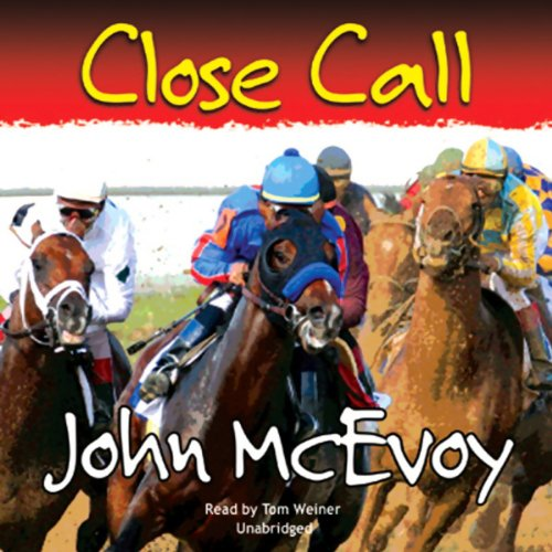 Close Call audiobook cover art