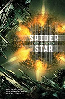Spider Star by [Mike Brotherton]