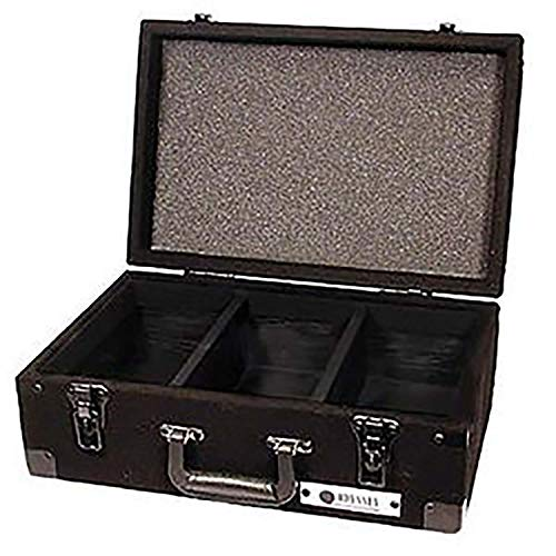 Odyssey CCD225E Carpeted Cd Case With Surface Mount Hardware For 225 View Packs Or 75 Jewel Cases