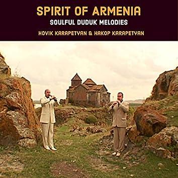 Spirit of Armenia: Soulful Duduk Melodies