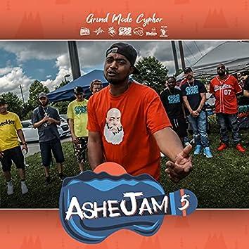 Grind Mode Cypher AsheJam 5
