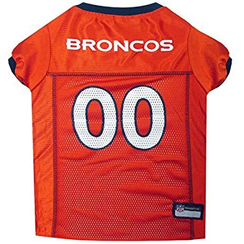 DENVER BRONCOS Dog Jersey ALL SIZES Licensed NFL (XL)
