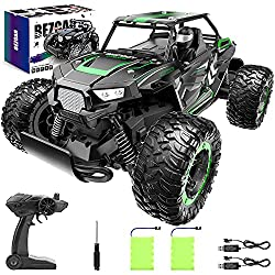 small 1:14 scale BEZ GAR 18 RC toy car, 2WD high speed 20 km / h all terrain electric…