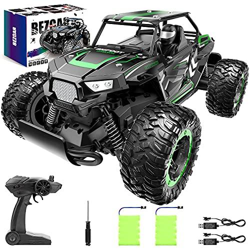 BEZGAR 18 Toy Grade 1:14 Scale Remote Control Car,...
