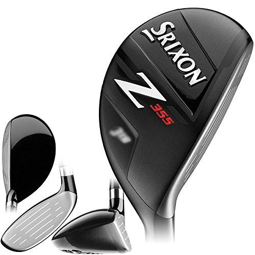 Srixon Z355hibridos de Golf, Homme, Noir, 4
